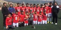 Abdurrahim Karakoç Ortaokulu'nun Sportif Yükselişi Devam Ediyor