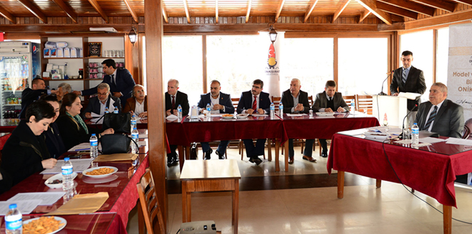 Onikişubat'ın Faaliyet Raporu Mecliste Onaylandı