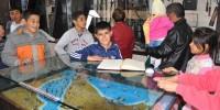 Gezici Çanakkale Tırının Durağı Ekinözü Oldu