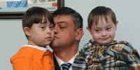 Mahmut Arıkan, Down Sendromlu Çocuklarla Bir Araya Geldi