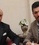 Gazeteci Tuğrul, Kahramanmaraş Milletvekili Mehmet Sağlam'la Röportaj Yaptı