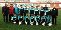 Kahramanmaraş Amatör Karması Antalya'da Turnuvada !