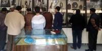 Pazarcık halkı, Çanakkale Gezici Tırı'na Yoğun İlgi Gösterdi
