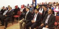 Hoca Ahmet Yesevi Mesleki ve Teknik Anadolu Lisesi'nde Kutlu Doğum Kutlaması