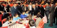 6. Uluslararası Satranç Turnuvası Kahramanmaraş'ta Başladı