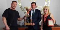 Vücut Geliştirme ve Fitnees'ta Kahramanmaraş'tan Büyük Başarı