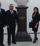 KSÜ Rektörü Deveci'den Dost ve Kardeş Ülke Azerbaycan Ziyareti