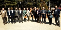Tekstil Mühendisliği Bölüm Başkanları KSÜ'nün Misafiri Oldu!
