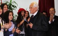 Kahramanmaraş Öz Derya Koleji'nde Şiir Şenliği