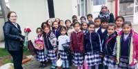 Erkenez İlkokulu Öğrencilerinin Huzurevi Ziyareti