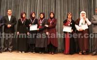 İHL'ler Kahramanmaraş'ta Arapça Yarışmaları'nda Yarıştılar