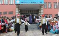 Kahramanmaraş'ta 23 Nisan Çocuk Bayramı Coşkuyla Kutlandı