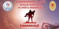 """Kahramanmaraş'ta """"Çanakkale Bir Hilal Uğruna"""" Adlı Programı Düzenlenecek"""