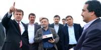 Kahramanmaraş Belediye Başkanı Erkoç, Türkoğlu'nda İncelemeler Yaptı