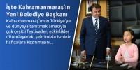 İşte Kahramanmaraş'ın Küçük Belediye Başkanı