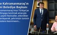 Kahramanmaraş'ın Temsili Belediye Başkanı