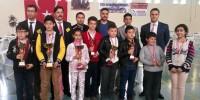 Elbistan'daki Satranç Turnuvası'nda Ödüller Sahiplerini Buldu