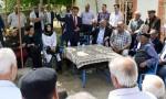 Başkan Erkoç'tan Pazarcık Mahallelerine Ziyaret