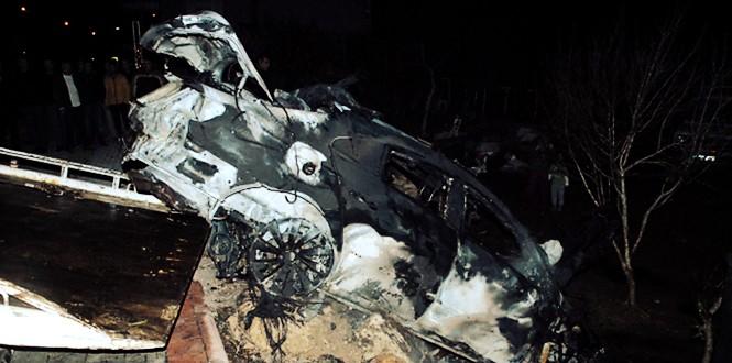 Kahramanmaraş'ta Araç Yangını Vakalarında Hızlı Artış Korkutuyor