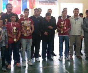 Elbistan'da Satranç Turnuvası Düzenlendi