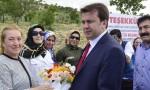 Pazarcık'ta 18 Mahalle Muhtarından Başkan Erkoç'a Teşekkür