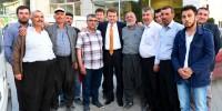 Kahramanmaraş Belediye Başkanı Erkoç Vatandaşlarla Kucaklaştı