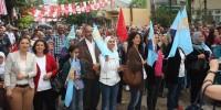 CHP Kahramanmaraş Milletvekili Adayı Dalkara'ya Andırın'da Sevgi Seli