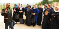"Kahramanmaraş'ta Anneler Gününde ""Annelere"" Eshab-I Kehf Gezisi"