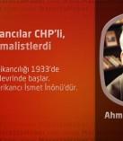 İlk Amerikancılar CHP'li, yâni Kemalistlerdi