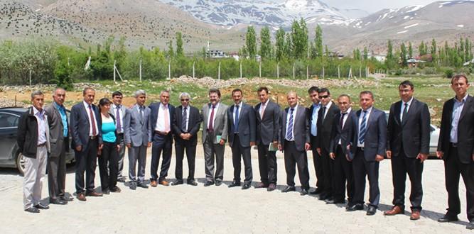 Türk İslam Karakoç seçim çalışmalarını sürdürüyor