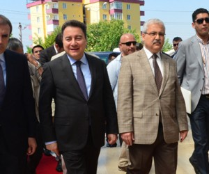 Başbakan Yardımcısı Babacan Kahramanmaraş Ziyareti