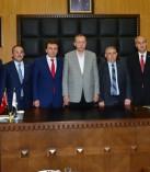 Cumhurbaşkanı Erdoğan'dan Başkan Erkoç'a Ziyaret