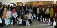 Ertuğrul Gazi Görme Engelliler Öğrencileri KSÜ'de Bilgilerini Yarıştırdı
