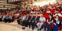 Kahramanmaraş Sütçü İmam Üniversitesi Eğitim Fakültesi Mezuniyet Töreni