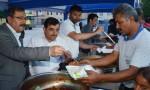 Göksun Belediyesi İftar Çadırı Kurdu