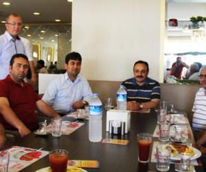 TEÇ-SEN Kahramanmaraş'tan Babalar Günü Programı