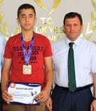Kahramanmaraşlı Tiyek Miniklerde Türkiye 1.si oldu