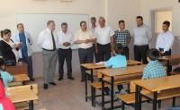 Kahramanmaraş'ta Öğrenciler Karnelerini Aldı