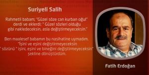 Suriyeli Salih
