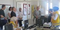 Vali Güvençer'den Kahramanmaraş 112 Acil Çağrı Merkezi Müdürlüğü'ne Ziyaret