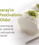 Kahramanmaraş'ın Dondurma Festivalinin Tarihi Belli Oldu!