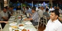 Kahramanmaraş'ta Din Gönüllüleri ile İftarda Buluştu