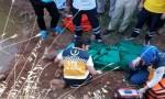 Pazarcık'ta Gölette Boğulan Vatandaşı İtfaiye Dalgıçları Çıkardı
