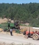 Çakıroğlu Derneği, Buğdayları Biçerdöverle Buluşturdu