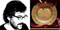 """Şair-Yazar Yasin Mortaş' ın ödül alan """"Aşk Atlası"""" şiiri"""