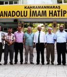 MEB Din Öğretimi Eğitim Politikaları Daire Başkanı İlimizde