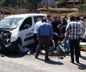 Zincirleme Trafik Kazasında Can Pazarı!