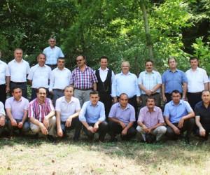 Hayat Boyu Öğrenme Toplantısı Andırın'da Gerçekleştirildi