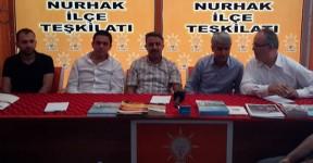 Milletvekili Mehmet Uğur Dilipak Yeniden Aday