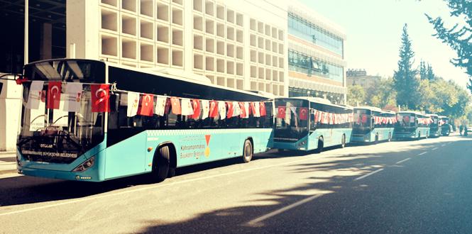 Menzelet'e Ücretsiz Otobüs